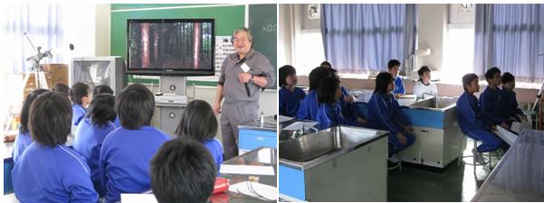 吉賀町立六日市中学校